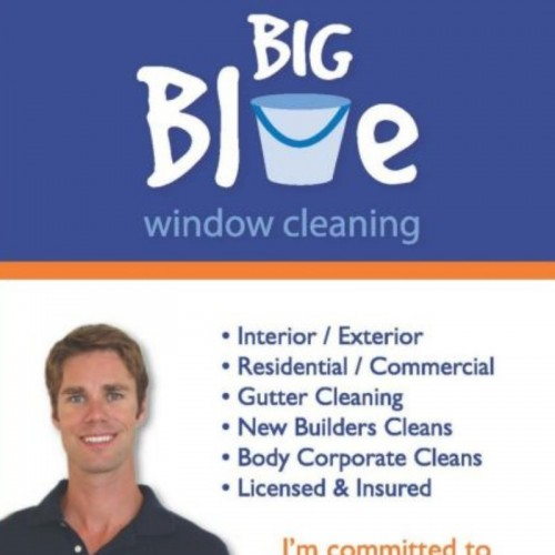 Big Blue Window Cleaning