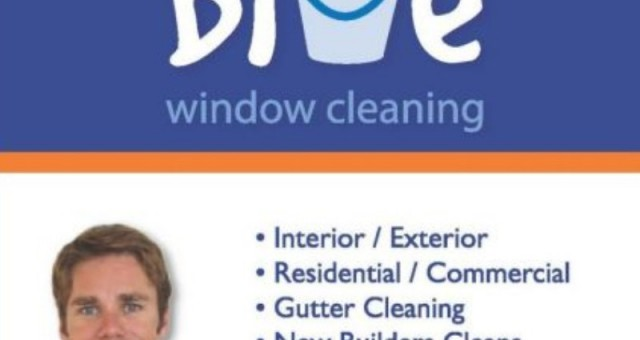 Big Blue Window Cleaning