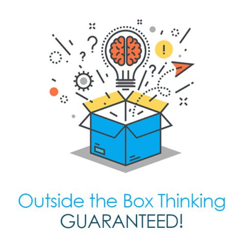 Outside the Box Thinking