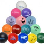 Promotional Stress Toys with Logo
