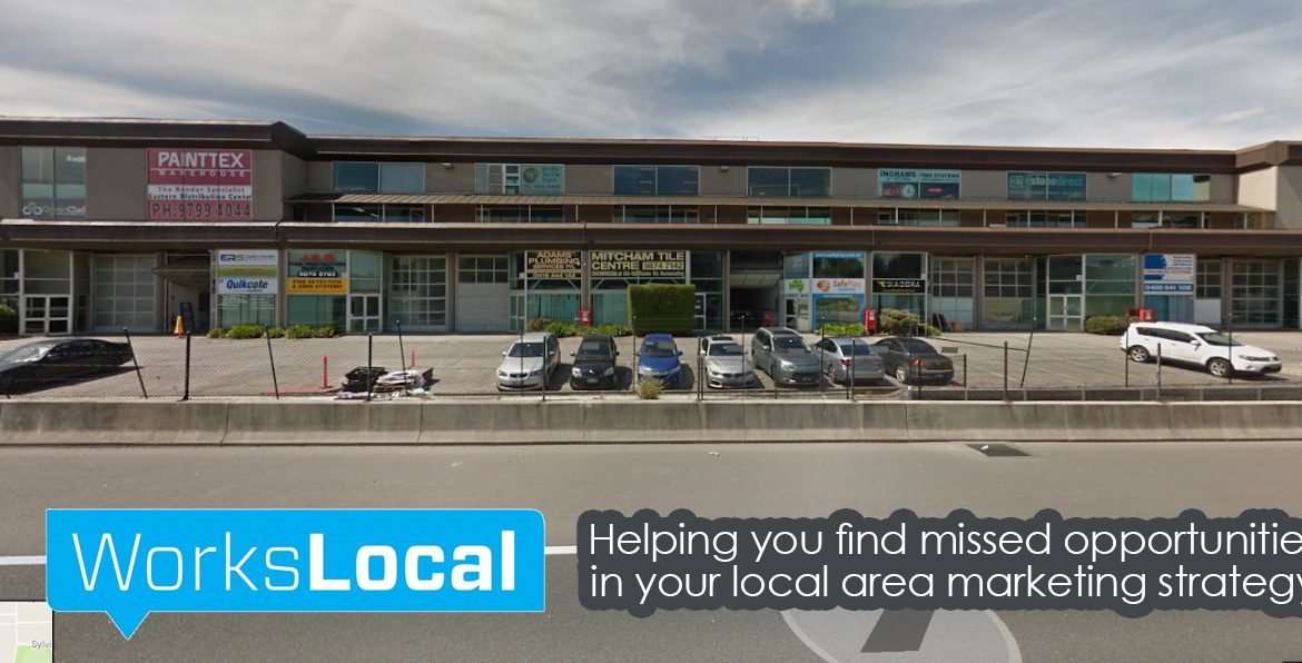 How a missed opportunity is affecting your Local Area Marketing